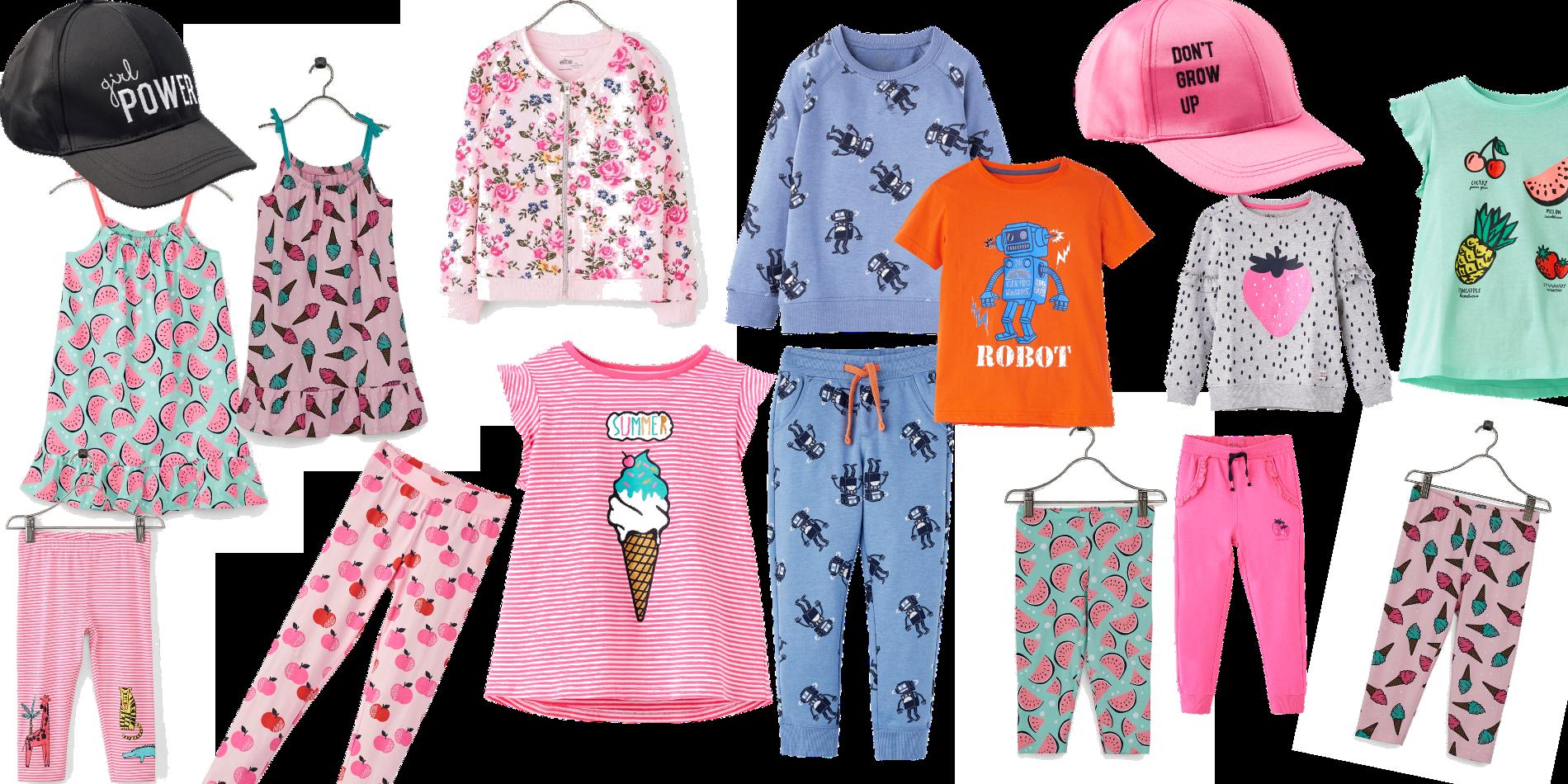 REA! -barnkläder-