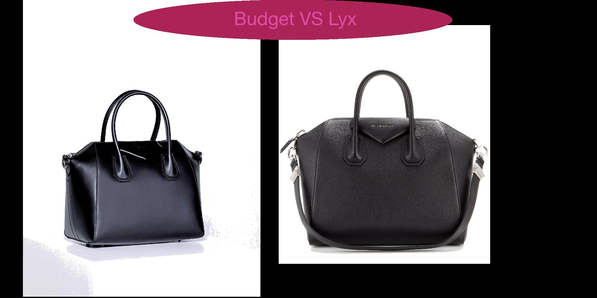 Budget Vs Lyx