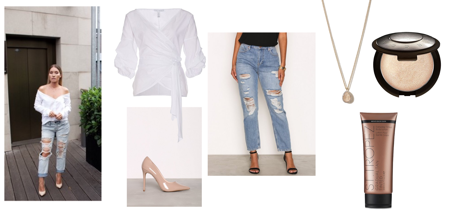 STYLE COPY - MIT ILLUM ROOFTOP DINNER OUTFIT