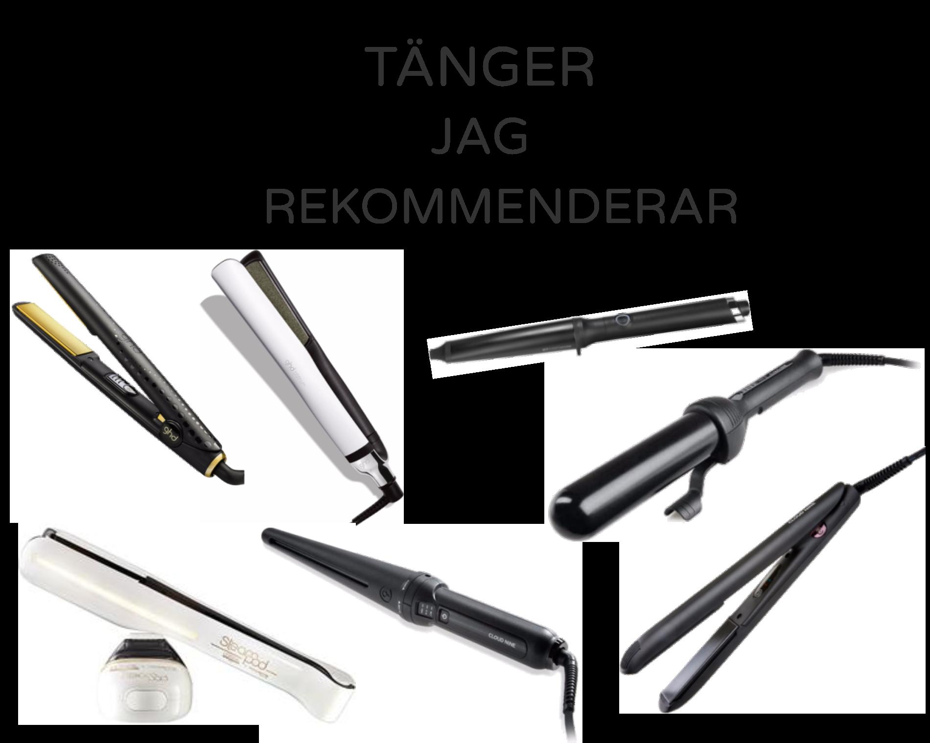 TÄNGER JAG REKOMMENDERAR