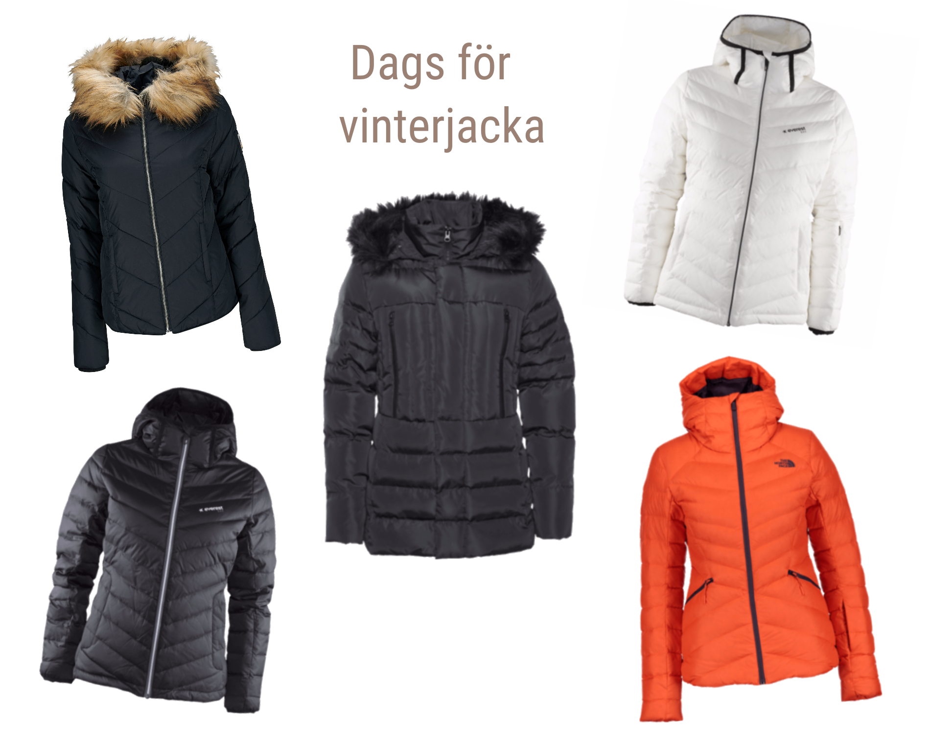 Get dressed for winter