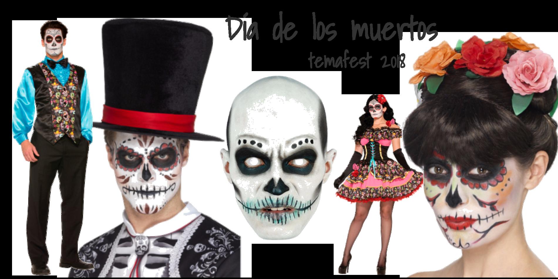 [temafest] de dödas dag