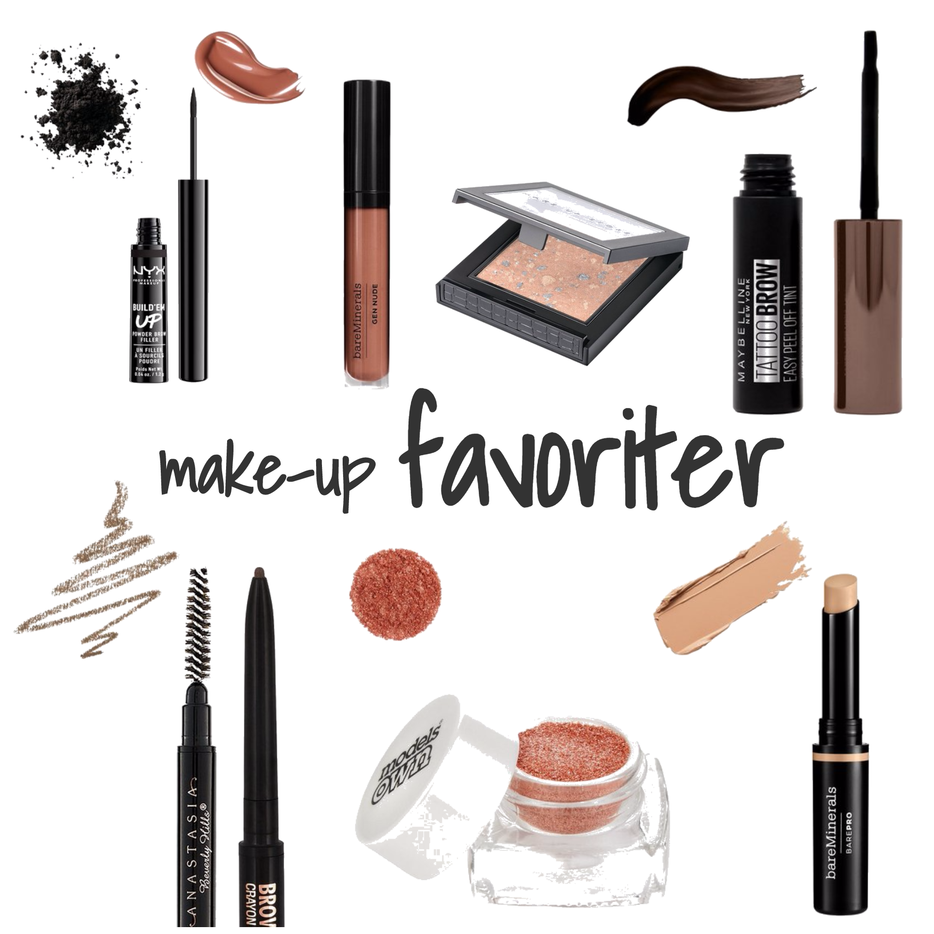 [make up] favoriter