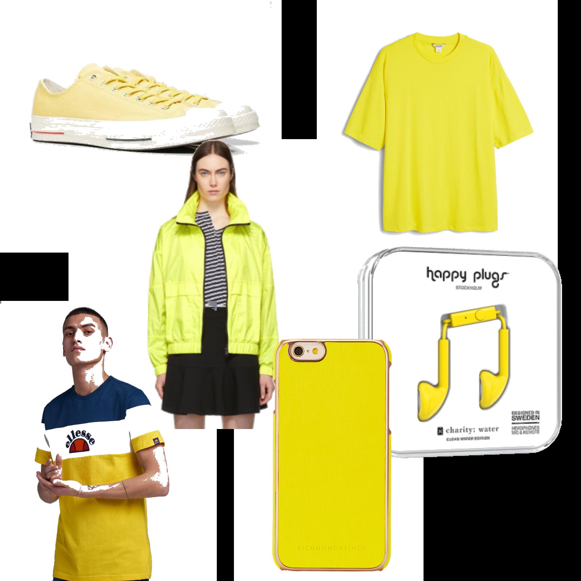 gult är inte fult