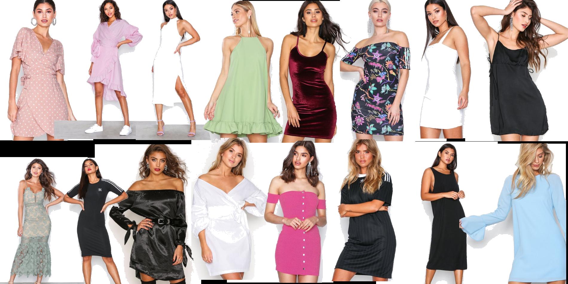klänningar från Nelly