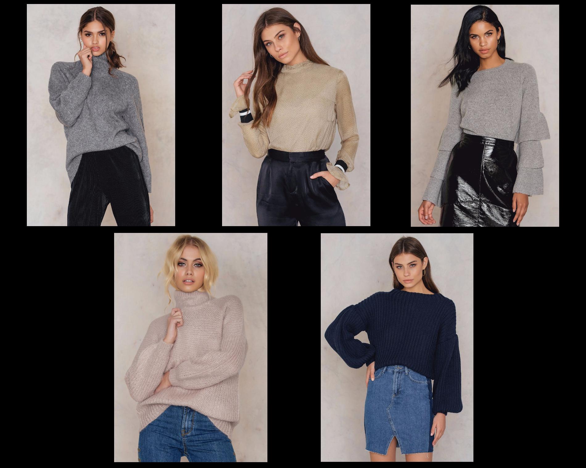 Pallan T-Shirt + sweaters