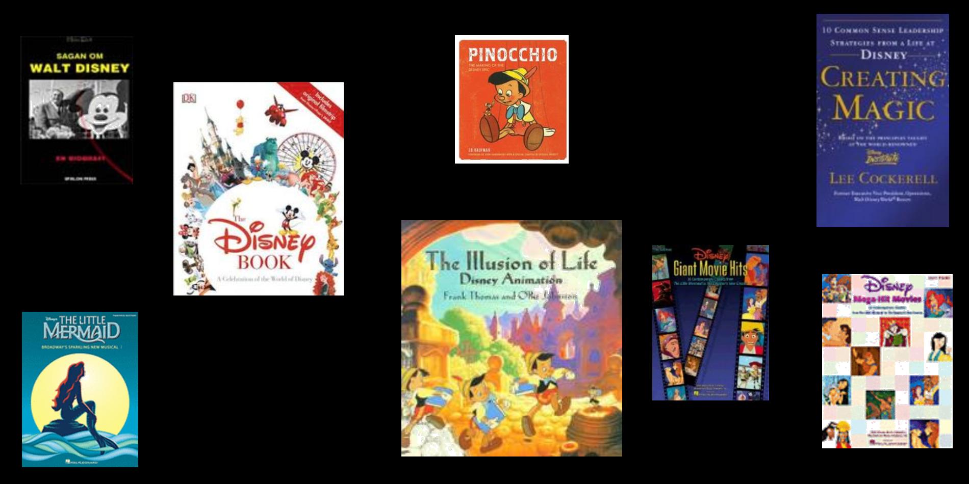 Disneyböcker