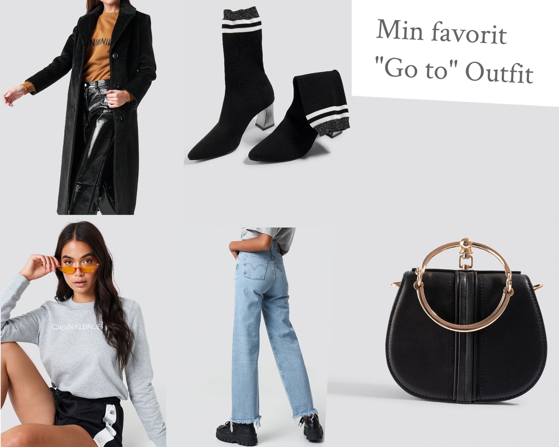 """Min """"Go to"""" Outfit"""