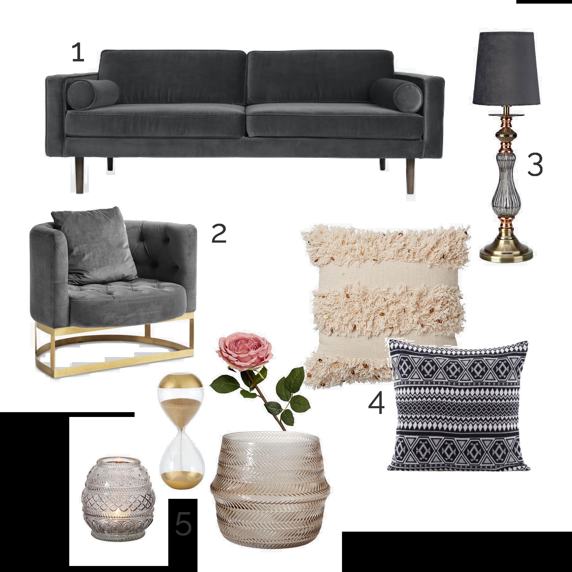 Interior Dreams // Living room