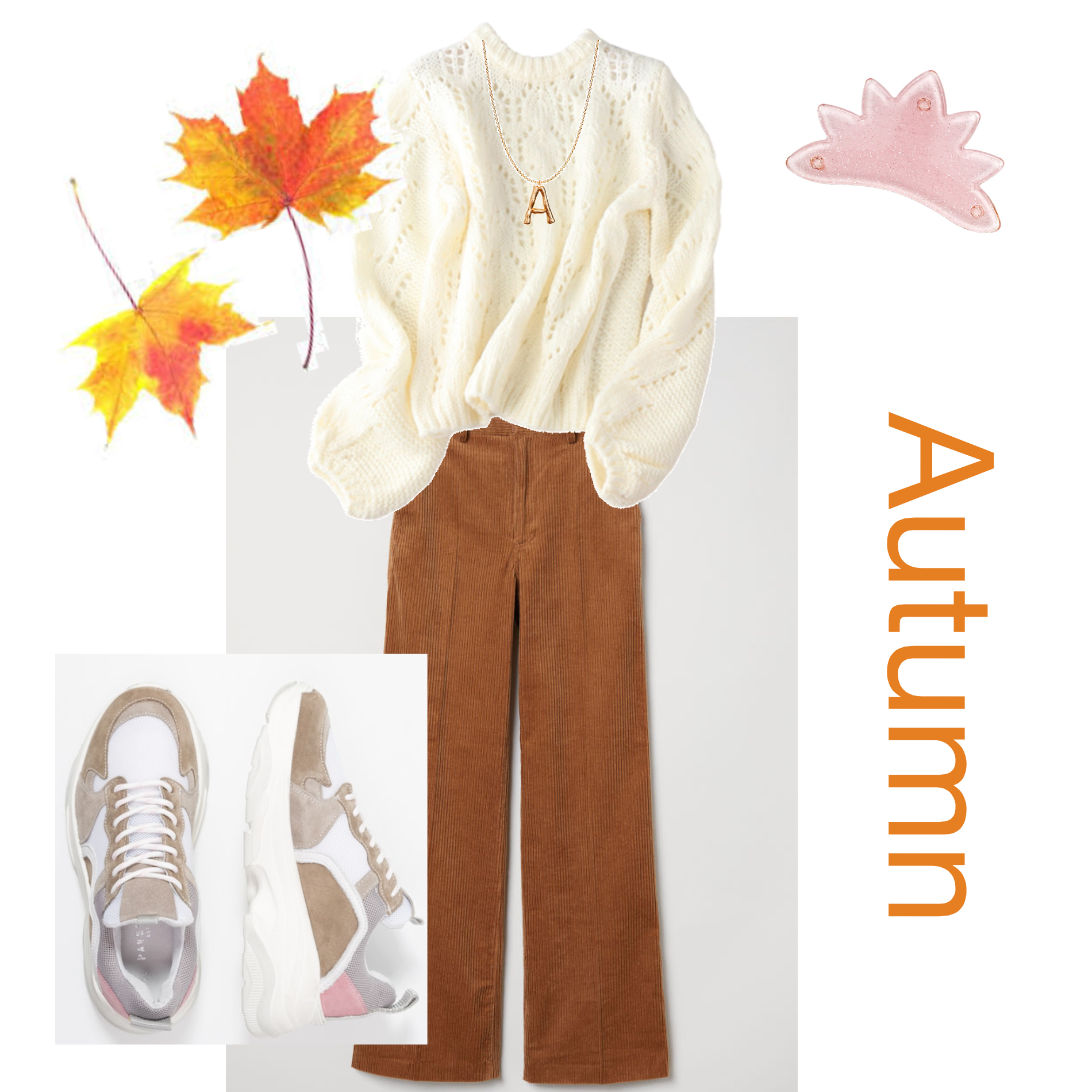 Casual autumn outfit inspiration