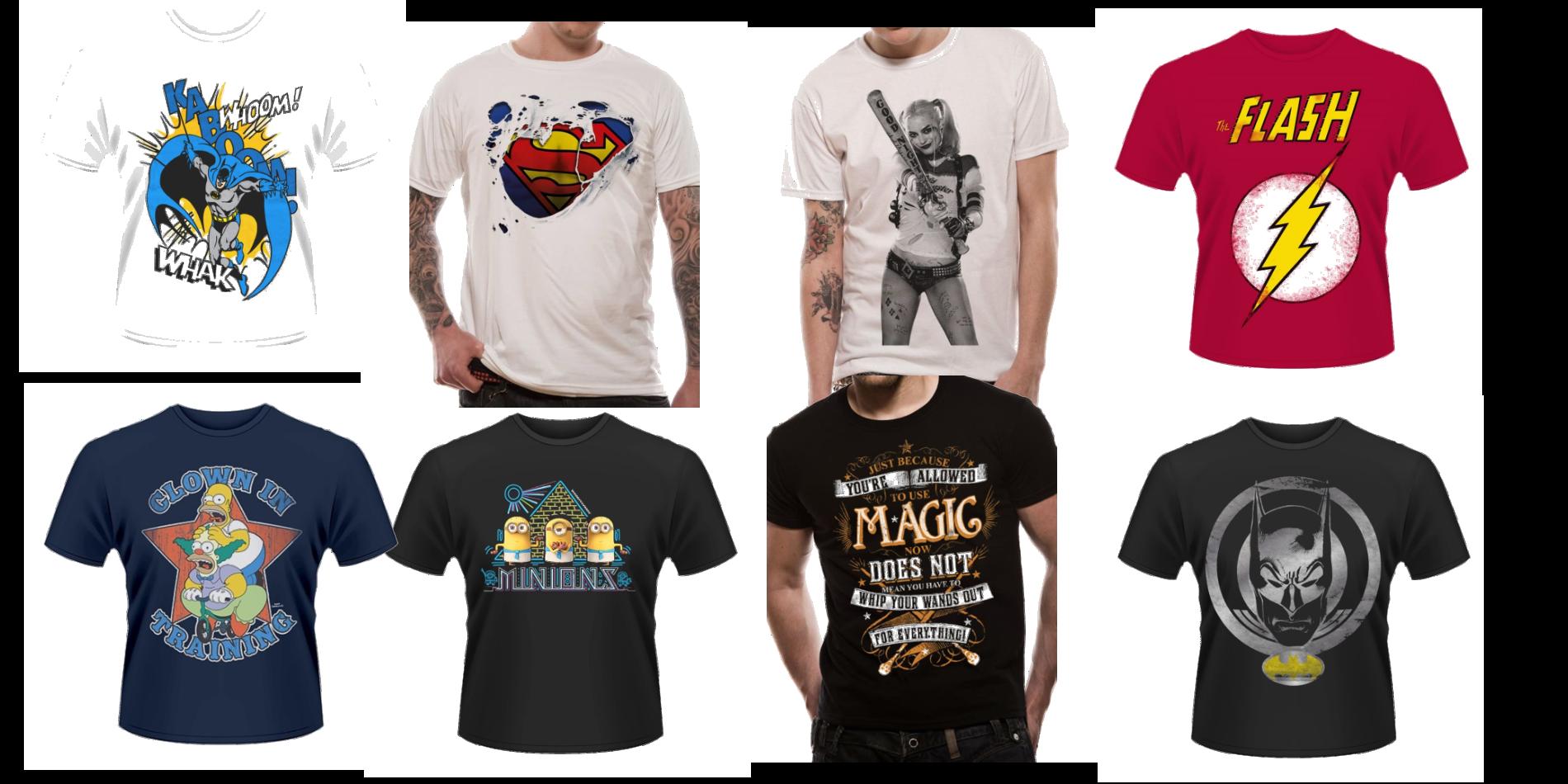 Nördiga T-shirts!