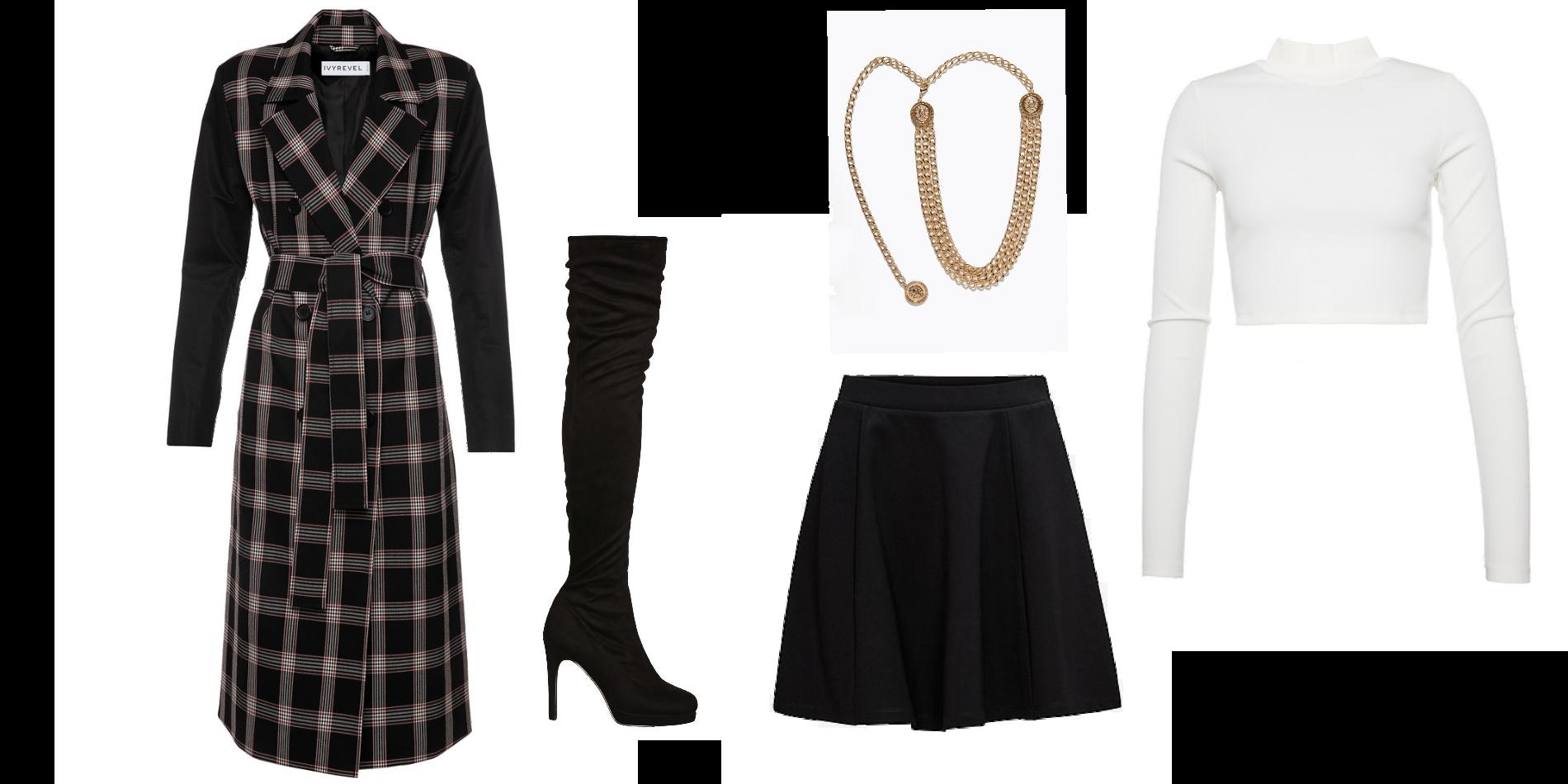 3 outfits för sensommaren/tidig höst