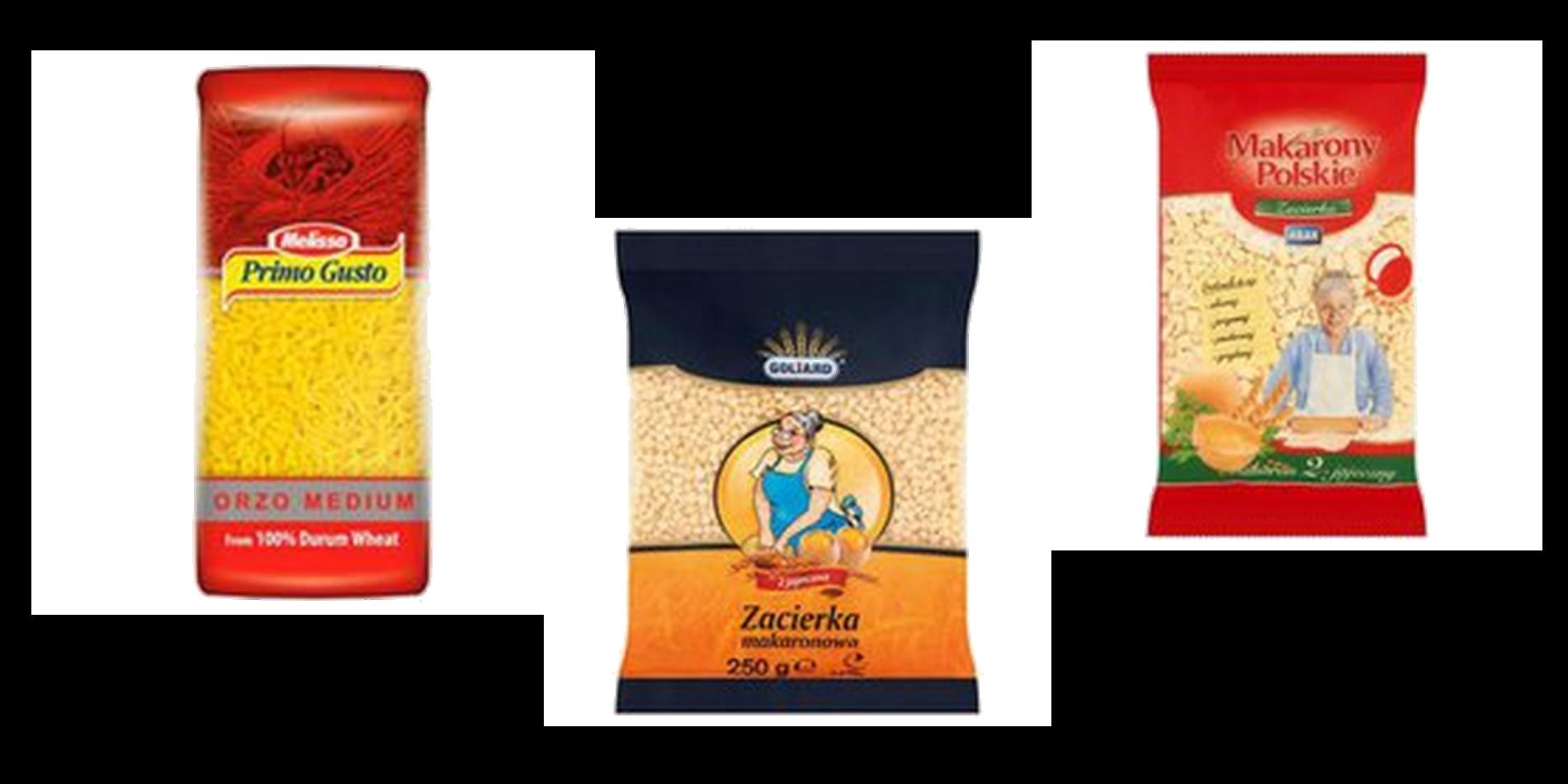 Makaron jak ryż: co to jest i jak go używać?