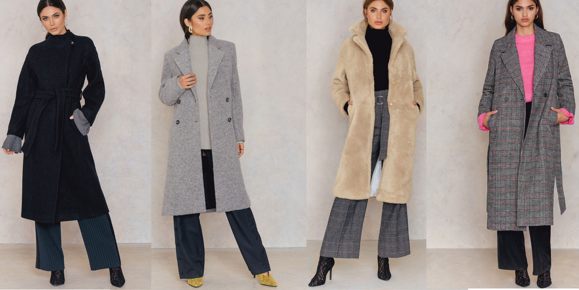 Top 8 - Winter coats