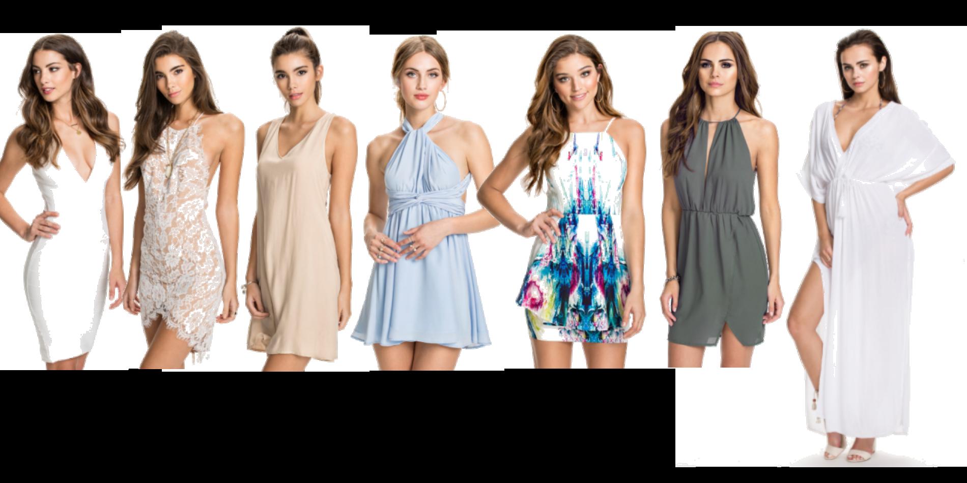 7 summer dresses