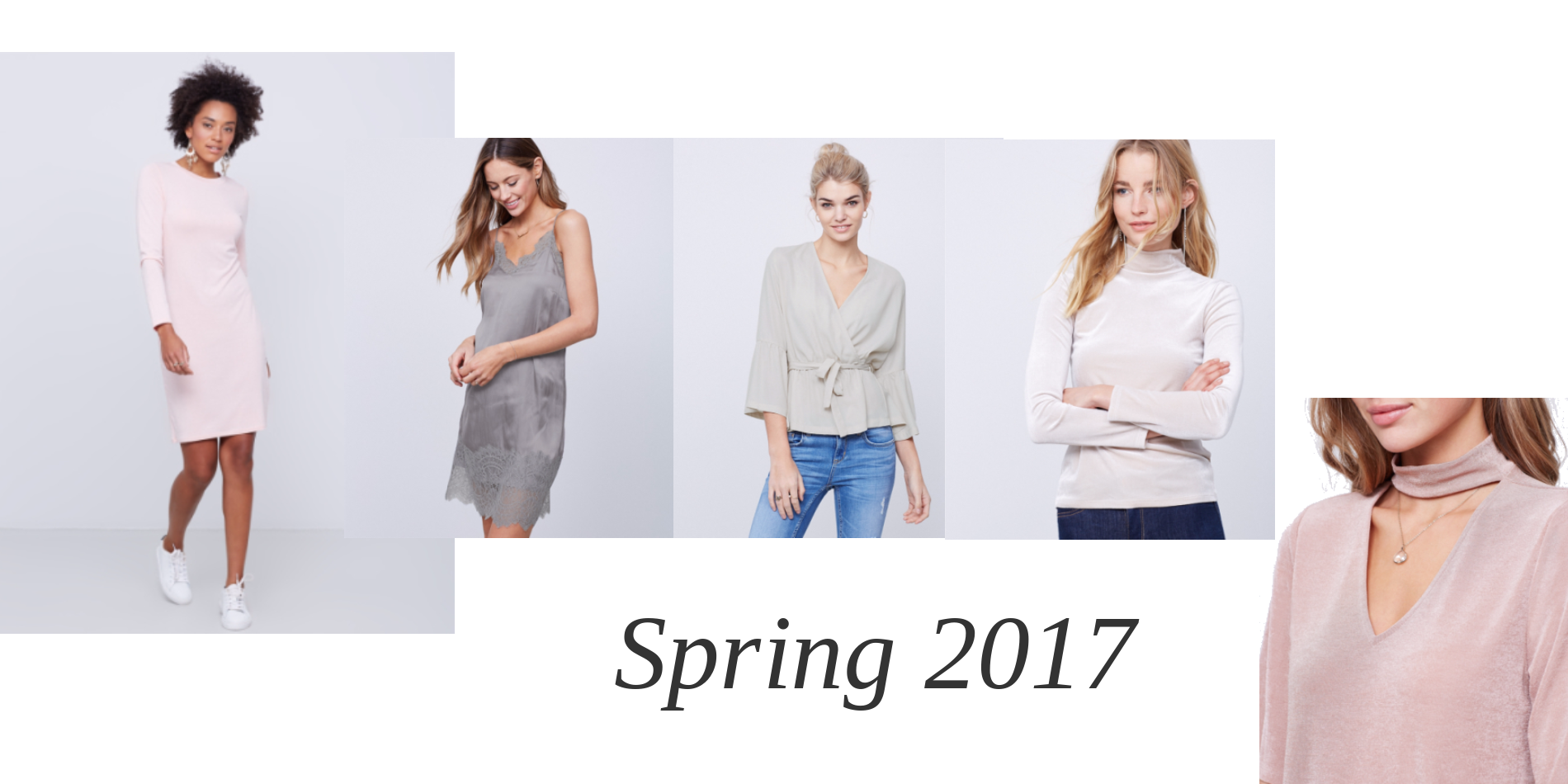 This spring i want to wear...
