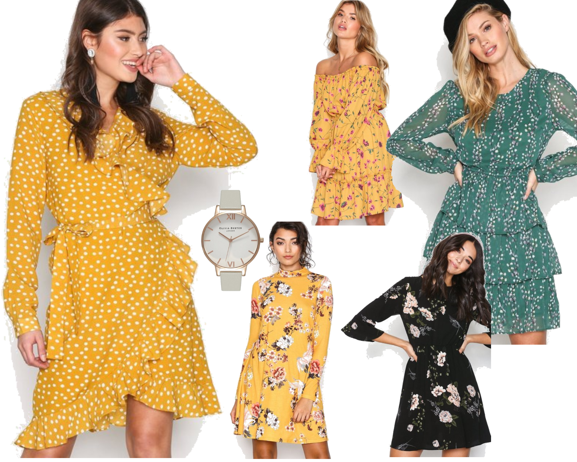 Wednesday Wants: Dresses