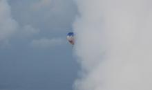 Zelta rudens no gaisa balona, 11.10
