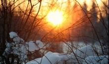 Janvāra otrā puse ziemīgās noskaņās