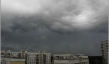 Negaisi Latvijā jūnija otrajā pusē