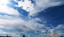 Vasaras debesis 2012