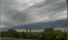 Labākie negaisu mirkļi 2013. gadā.