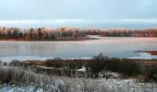 Ziemas saulītē.