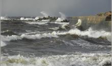 Pēkšņa un vētraina ziema 26-29. oktobrī 2012,