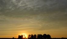 Kad uzspīd augusta saulīte.