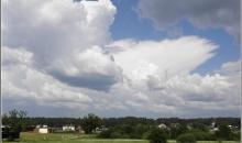 Negaisa mākoņi 11.-12.jūnijā