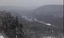 Pirmais sniegs 2014.11.21