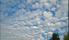 Zem saplosītām debesīm....Jaunjelgavas pusē.