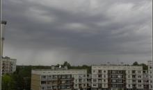 Ilgi gaidītais lietus Rīgā