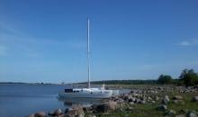 27. - 29. maijs Rīgas līcis un Abruka.