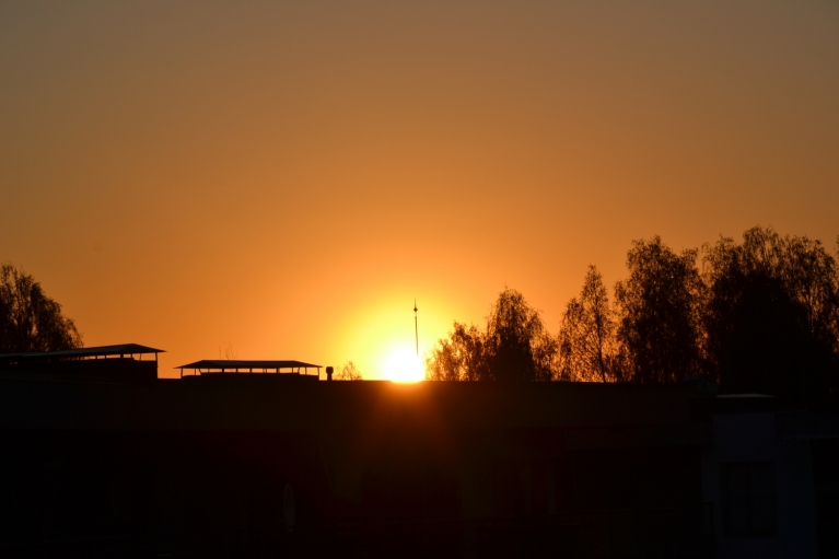 27. aprīļa saullēkts