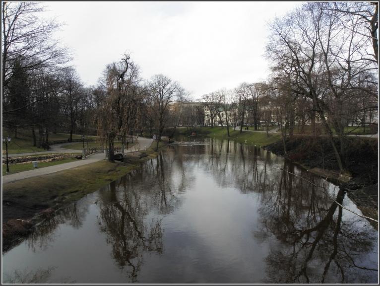 Uzplūdis Rigas kanāls
