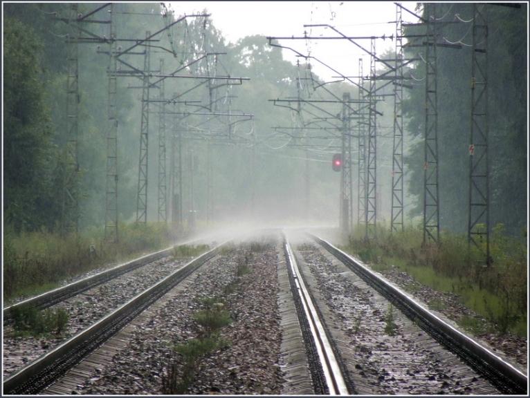 """Autors: gubumākonis. """"Slinkais"""" negaiss Rigā, 28. jūlijā"""