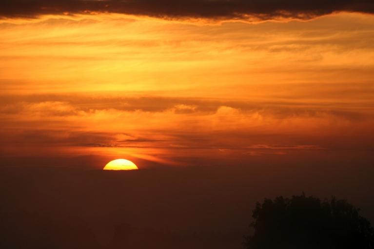Līgo dienas rīts, gaisa t. +13 C (23.06. pl. 04:41)