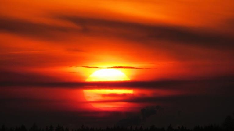 Pēc saulrieta t ātri noslīd zem nulles (Max manā pusē -5)