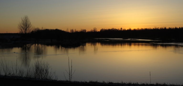 22. marta rīts, termometra stabiņš noslīdējis līdz -8,6.