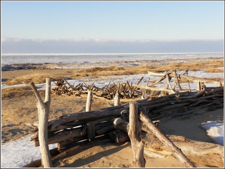 Autors: gubumākonis. Pastaiga Vecāķu pludmalē