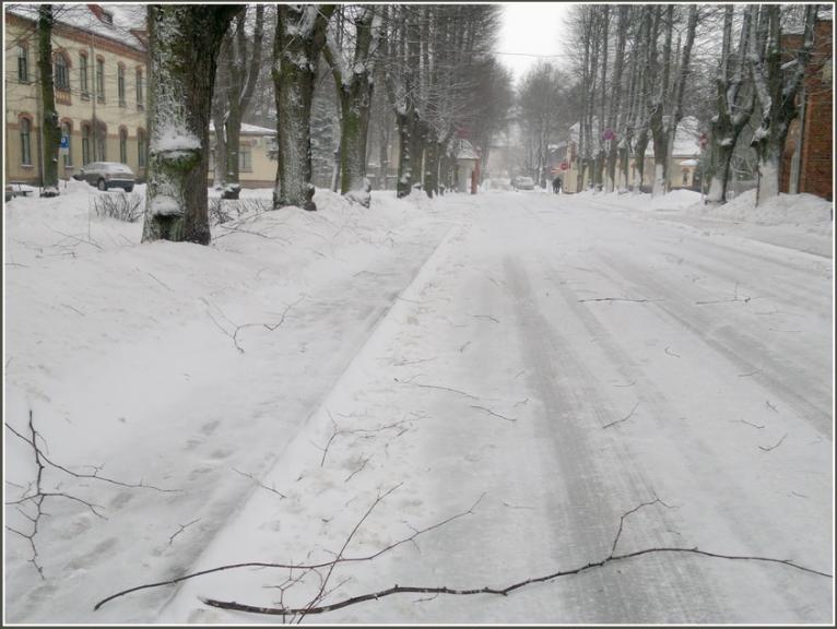 Autors: gubumākonis. Rīts Rīgā pēc sniegavētras. 04.03. Plašāka šī autora galerija ir pieejama šeit.