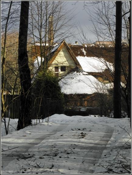 Autors: gubumākonis. Atkusnis Rīgā, 6.februāris. Dienā daļēji saulains un temperatūra sasniedz +3, +4 grādus.