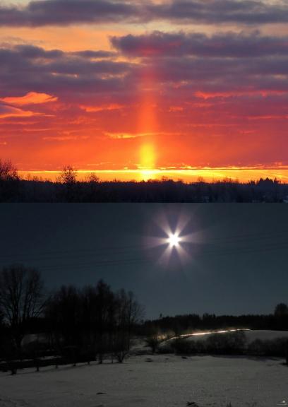 Marts. Aukstākais rīts 20.03. -20°, siltākā diena 29.03. +9°.
