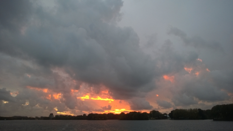 Zelta debesis Amsterdamas rietumos, Sltermeer