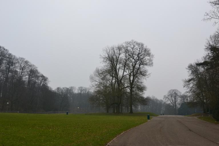 Atsevišķi Briseles parki ir plaši un zaļi, tajos bez putniem var sastapt arī zaķus.