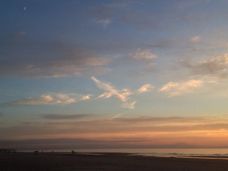 """03.06. Vecāķu pludmales """"Kelvin-Helmholtz instability"""" vai Van Gog makoņi"""