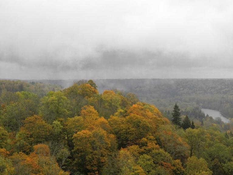 Autors: Pierobežā. 5.oktobris Siguldā / Senleja kūp
