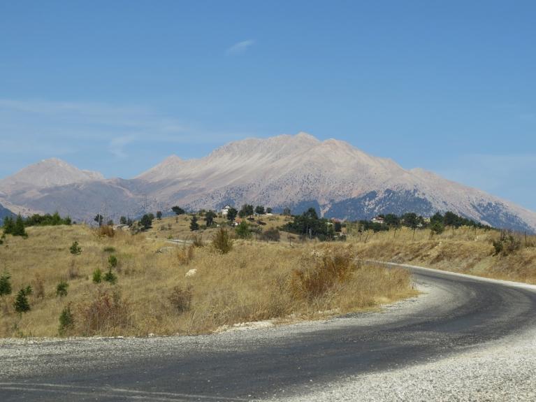 Mani, kā līdzenuma iemītnieku, sajūsmina kalnu majestātiskums...