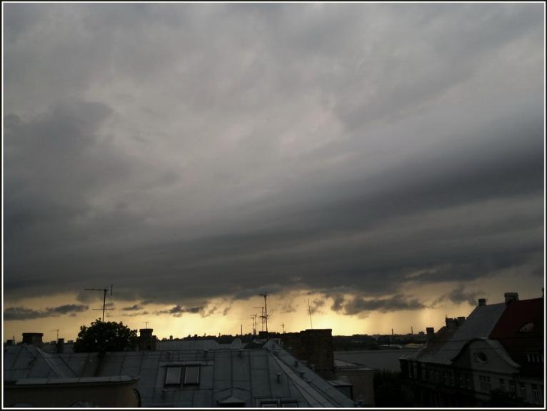 Autors: gubumākonis. Skaists negaiss Rīgā (10.06.)